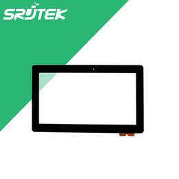 """Wholesale Smart Repair - Wholesale- For 10.1"""" for ASUS VivoTab Smart ME400C ME400 5268NB New Black Outter Digitizer Touch Screen Glass Panel Lens Repair Replacement"""