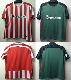 Wholesale Cheap Athletic Shorts - Thai quality soccer jerseys FC Athletic home away third shirt 2016 2017 mens cheap football club set customized name number mix order