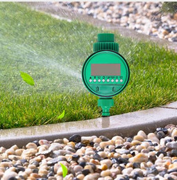 Wholesale High Quality Solenoid Valve - 2017 High Quality Water Timer Waterproof Automatic Watering Timer Electronic Garden Irrigation Timer Solenoid Valve Sprinkler