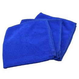 Wholesale Home Furniture Wholesalers - New Qualified Wholesale 30*30cm Soft Microfiber Cleaning Towel Fiber Car Auto Wash Dry Clean Polish Cloth pano de prato D30J28