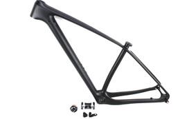 Wholesale Carbon Fibre 29er Frame - 2016 29er mountain bike UD carbon fiber frames MTB bicycle frameset with 142mm thru axle