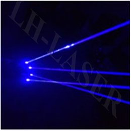 Wholesale Glove Dj - Blue color laser glove stage laser gloves for dj outdoor party laser dance show from lh-laser