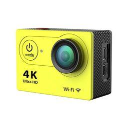 câmeras de espionagem de mini-noite sem fio Desconto 2017 EKEN Câmera Remota Ação Ultra HD 4 K WiFi Câmera Esporte 1080 P / 60fps 2.0 LCD 170D Lens Capacete Cam Ir À Prova D 'Água Pro câmera