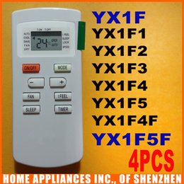 Wholesale Gree Air Conditioner Remote Control - Wholesale- Gree LENNOX TOSOT Air Conditioner Remote Control YX1F5F Compatible With YX1F YX1F1 YX1F2 YX1F3 YX1F4 YX1F5 YX1F1F YX1F4F YX1F5F