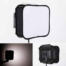 Diffusore softbox SB600 / SB300 per YONGNUO YN600L II YN900 YN300 YN300 III Filtro luminoso portatile a LED da yongnuo iii fornitori