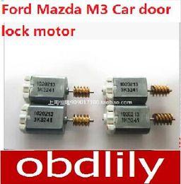 Wholesale Nissan Central Locking - free shipping!!!2pcs lot Original Used Best Quality M3 Car door lock motor Central locking motor forford formazda