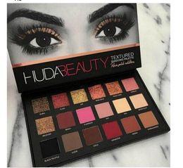 Wholesale 18 Color Eyeshadow - Free Shipping! new 18 color matte eye shadow pallete ude matte eyeshadow Natural Naked Nudes Eye C !(1pcs lot)