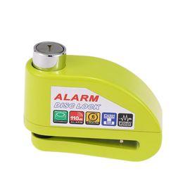 Wholesale Motorcycle Disc Lock Alarms - Motorcycle Moto Scooter Bicycle Disc Brake Lock Security Anti-theft Alarm Lock