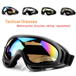 Wholesale Fields Fashion - Fashion Field Tactics Windproof Sand Control Glasses Be Applicable Motorcycles Bicycles Skiing Mountaineering And Other Outdoor Sports Use.