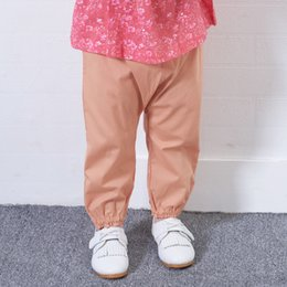 Wholesale High Waist Pants For Babies - Yingzifang 2017 Girls Baby Spring Summer Children Pants High Quality Pants For Kids Clothing Baby Girls Clothes Casual Girls Pants Leggings