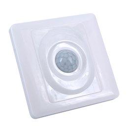 Wholesale Off Infrared Body Sensor - Wholesale-2016 New Arrive PIR Senser Infrared IR Switch Module Body Motion Sensor Auto On off Lights Lamps