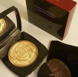 Canada Nouvelle marque maquillage 12color NOUVEAU motif Rose POWDER 6pcs / lot Livraison gratuite Offre