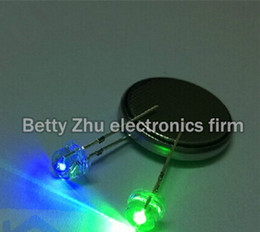 2019 rgb perlen 1000 TEILE / LOS leuchtdiode LED 5 MM F5 strohhut Bunte RGB farbenreiche Schnelle langsame blitz abwechselnd lampe perlen transparent günstig rgb perlen