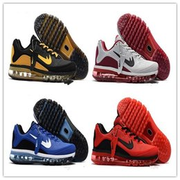 Wholesale Top Shoes For Baby - Wholesale Top Quality 2017.5 maxes KPU running shoes for men 2017 maxes sports shoes 2017 maxes sneaker Baby, Kids free shipping size 40-47