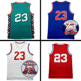 Wholesale 1991 All star Jersey Men s basketball Jersey Cheap Sale men sports basketball jerseys Size S XXL Mix order