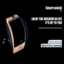 apro smart watch Скидка Bluetooth смарт здоровья электроника смотреть АПРО Q18s SIM-карты NFC, видео камеры для Android телефон Apple носимые устройства ПК gt08 часы