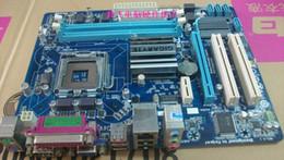 Wholesale Lga775 Motherboards Ddr3 - original Free shipping desktop motherboard for Gigabyte GA-G41MT-S2 G41MT-S2P DDR3 LGA775 free shipping