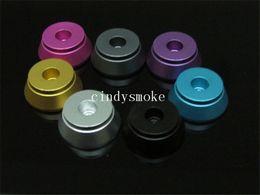 Wholesale Ego Ce4 Display - 510 ego Protank Stands Colorful Display Metal Base E Smoking Holder for RDA RBA CE4 GAX vhit DCT Vivi Nova Protank