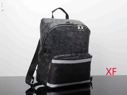 Wholesale Leather Backpacks Europe - New style Europe Luxury brand women Famous designers handbags backpack women's Shoulder bag backpacks bags school bag