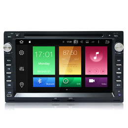 "Wholesale Dvd For Passat B5 - 7"" 2G RAM 8 Core Android Car DVD Auto Stereo For Volkswagen Jetta B5 Polo T5 Sharan Golf 1999-2005 GPS Navi OBD DVR Mirror Screen BT USB SD"