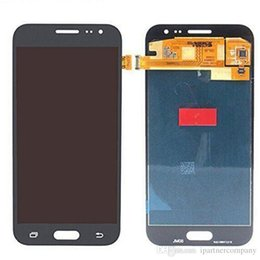 Wholesale New Lcd Screen For Mobile - For Samsung Galaxy J2 J200 J200F New Mobile Phone Parts Lcd Display Touch Screen Digitizer Assembly With fast DHL shipping 10pcs lot