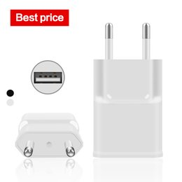 Wholesale Huawei Tablets S7 - Cellphone charger EU Plug 7100 USB Travel Charger Wall Charger Home chargers for samsung galaxy S6 S7 note HTC Huawei tablet all Smartphone