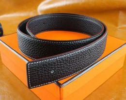 Wholesale Leather Cummerbund Belt - 2017 new designer belts men high quality mens belts Jeans Belt Cummerbund Belts For Men Women Metal Buckle hh buckle
