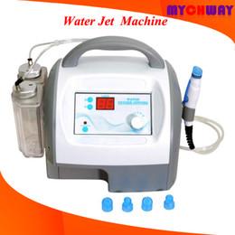 Wholesale Diamond Hydro Microdermabrasion Machine - New Hydro Dermabrasion Facial Machine Water Peeling Diamond Microdermabrasion Machine For Facial Care Skin Rejuvenation DHL Free Shipping