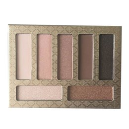 Wholesale Mega Size - Pink Champagne Holiday Mega PRO Palette Eye Shadow 7 Color Makeup Pro Cosmetic Palette New 3001017