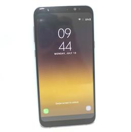 """Wholesale Unlocked Gsm Cell Phones Sim - Cheap 6.2"""" HD Goophone S8 Plus Quad Core Qualcomm Snapdragon 835 Android 7.0 1GB 4GB 1280*720 8MP GSM WCDMA Unlocked Cell Phones"""