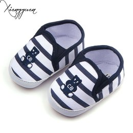 Wholesale Animal Picture Fabric - Wholesale- Simple Kids Toddler Shoes Soft Rubber Casual Embroidered Animal Picture Outdoor Baby Girl Boy Shoes For 0-15 Months