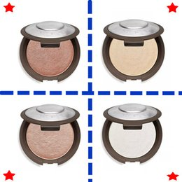 Wholesale In new becca powdery cake rose gold pearl protein of shiny skin pink kinds of color DHL