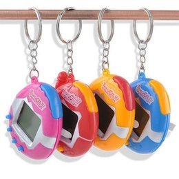 Wholesale Wholesale Pet Birds - Tamagotchi Electronic Pets Toys 90S Nostalgic 49 Pets in One Virtual Cyber Pet Super FunToy Electronic Pets fast shipping