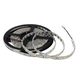 wasserdichte led streifen 5m lila Rabatt 5M UV-UV-LED-Streifen Licht DC12V 5050 300Leds lila wasserdichte LED Tap Ribbon String Licht besser als 3528