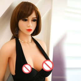 Wholesale Cheap Realistic Silicone Sex Dolls - 2017 165cm Lifelike Real cheap price Full Silicone Sex Dolls With Skeleton Realistic Love Doll For Men Artificial Vagina