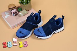 Wholesale Shoes Kids 24 - 2017 New Air Presto Extrem kids Running Shoes,Fashion Sports Discount Cheap Training Volleyball Casual kids Sneakers size 24-35
