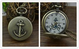 Wholesale Heart Pocket Watch Pendant - Retro Bronze Potter Hogwarts Theme Quartz Pocket Fob Watches with Necklace Chain Harry Necklace for Friendship Jewelry
