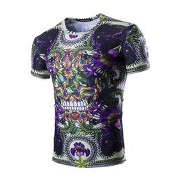 Wholesale Hip Hop Shit - T Shits Mens 2017 New Branded Design Cotton Hip Hop Tshirts Short Sleeve Fashion T Shirt For Men Wholesale