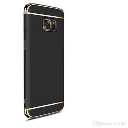 Wholesale Protection Skin - For Samsung Galaxy J1 Mini J2 Prime J3 J5 J7 Case Cover PC Hard Back Protection Capas Coque 3 in 1 Cover full body skin cover