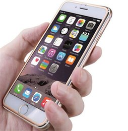 Wholesale Iphone5 Aluminium Cover - 3D Full Covered Tempered Glass Screen Protector with Colored Titanium-aluminium Alloy Edge for iPhone5 5s 6 6s 7 iPhone6 7 plus Ultra Thin