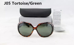 Wholesale Pink Select - Free Shipping High Quality Women's Ladies Designer Sunglasses Tortoise Big Frame UV400 Sun Glasses With Box Case Select K2588