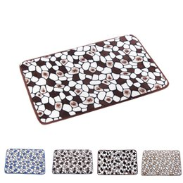 Wholesale Memory Foam Top - Wholesale-Top Grand 2016 New Arrival Memory Foam Mat Bath Rug Shower Non-slip Floor decoration Carpet Free Shipping #O41