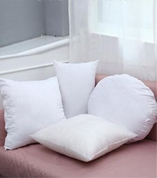 Wholesale Solid Square Pillow - Square Round Pillow Core Round Solid Cushion Inner PP Cotton Decorative Pillow Core for Pure Color Pillow YW78
