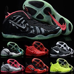 Wholesale Usa Pennies - 2017 new Penny Hardaway USA Olympic Men's Basketball Shoes Original quality Discount One 1 Airs Pro 3 Sports Training Sneakers Size 40-46