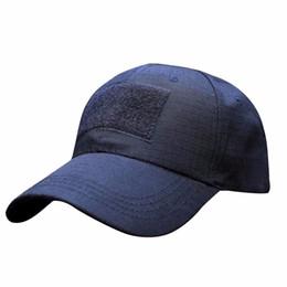 Wholesale Fitted Tactical Hats - Wholesale- 2016 Women Men Unisex Tactical Snapback Baseball Hat American US Flag Patch Hip Hop Caps Hats S3