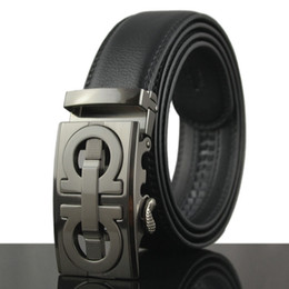 Wholesale Buckle Jeans For Men - NEW designer belts men high quality mens Automatic buckle belts buckle belts for man jeans fashion belt