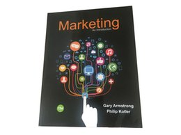 Wholesale Electronics Books - 2017 New Book Marketing An Introduction (13th Edition) 978-0134149530 10pcs DHL free shipping from faststep