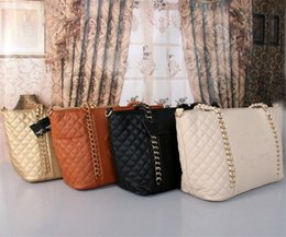 Wholesale Leisure Package - 2017 new ladies package trend leisure wild wild Lingge bag shoulder Messenger bag chain bag C2288