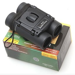 "Wholesale Compact Night Vision Binoculars - Wholesale-""The movement of outdoor"" 8X21 compact binocular telescope with a genuine Green HD night vision"
