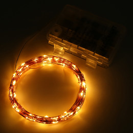 Wholesale Flexible Copper Wire - Magicnight 60 LEDs Battery Powered LED String Lights with Remote Control Flexible Copper Wire Waterproof Christmas Holiday Party